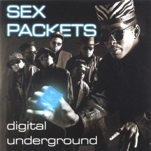 Digital Underground - Sex Packets LP