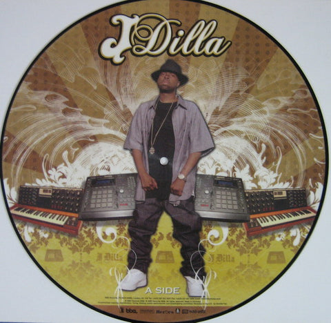 J Dilla - The Shining EP Picture Disc