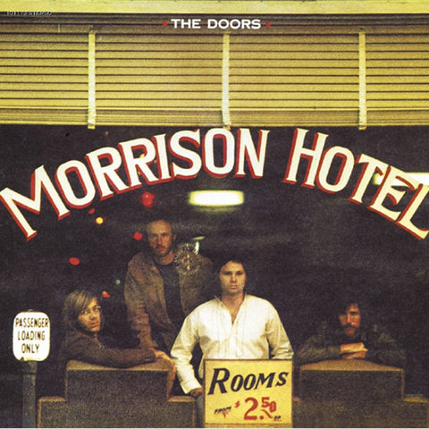 The Doors - Morrison Hotel LP (180g)