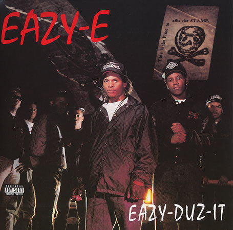 Eazy-E - Eazy Duz It + 5150: Home For The Sick 2LP