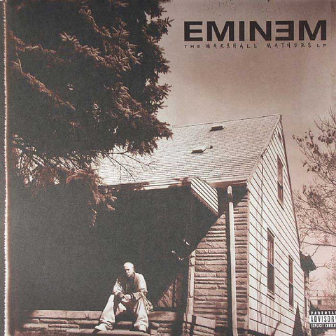 Eminem - The Marshall Mathers 180g 2LP
