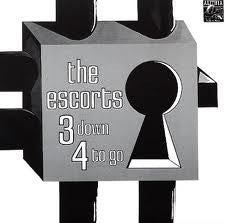 The Escorts - 3 Down 4 To Go LP