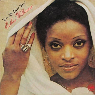 Esther Williams - Let Me Show You LP