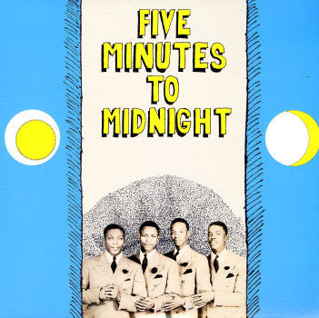 Various Artists - Five Minutes To Midnight 10-Inch