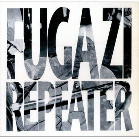 Fugazi - Repeater LP + Download Card