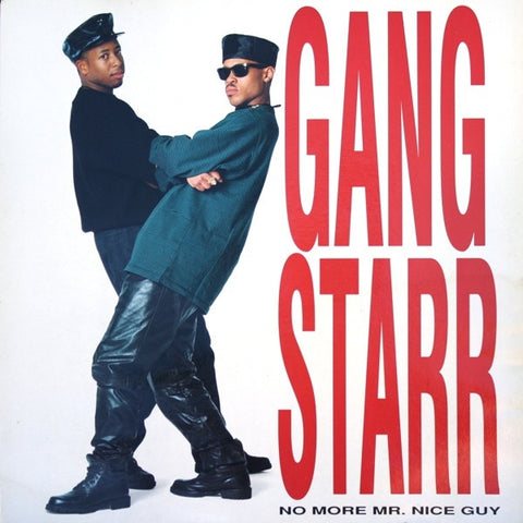 Gang Starr - No More Mr. Nice Guy LP
