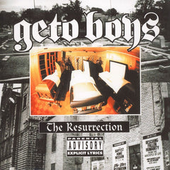 Geto Boys - Resurrection LP