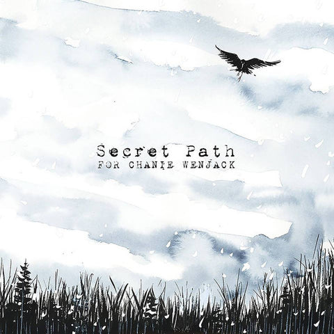 Gord Downie - Secret Path LP (Deluxe Version with Book)