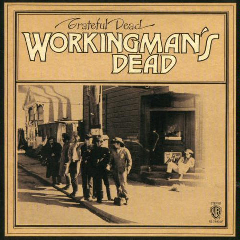 Grateful Dead - Workingmans Dead LP (180g)