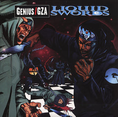 Gza/Genius - Liquid Swords 2LP