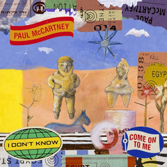 Paul McCartney - I Don't Know / Come On To Me 7-Inch