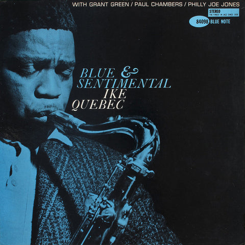 Ike Quebec - Blue and Sentimental LP