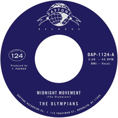 The Olympians - Midnight Movement 7-Inch