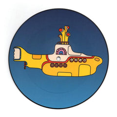 The Beatles - Yellow Submarine 7-Inch Picture Disc