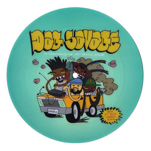 "Dag Savage - Furnace b/w If You're Down (7"" Picture Disc)"