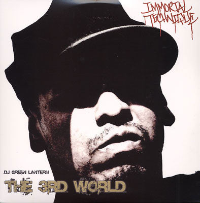 Immortal Technique - The 3rd World 2LP