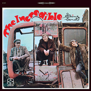 Incredible String Band - Incredible String Band LP