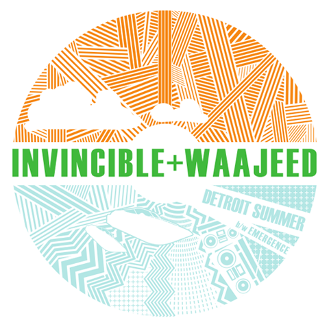 Invincible & Wajeed - Detroit Summer 7-Inch