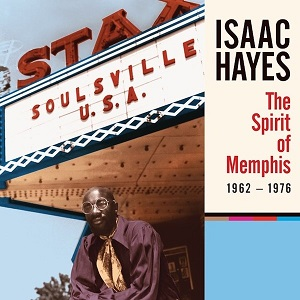 Isaac Hayes - The Spirit Of Memphis 2LP