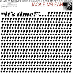 Jackie McLean - It's Time LP