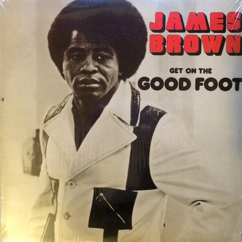 James Brown - Get On The Good Foot 2LP