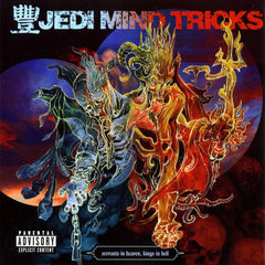 Jedi Mind Tricks - Servants In Heaven, Kings In Hell 2LP (Orange Vinyl)