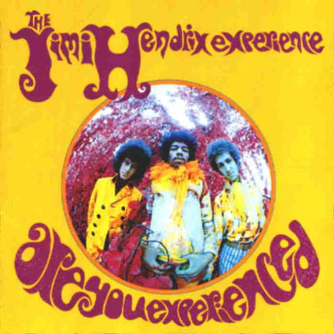 Jimi Hendrix - Are You Experienced LP (180g)