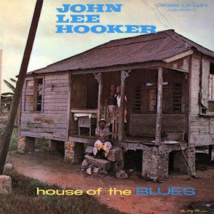 John Lee Hooker - House of the Blues LP (180g)