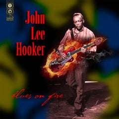 John Lee Hooker - Blues On Fire LP