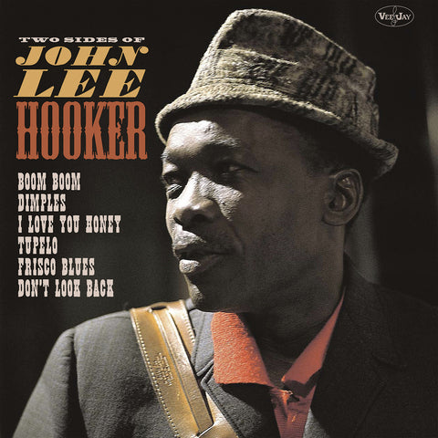 John Lee Hooker - Two Sides Of John Lee Hooker LP