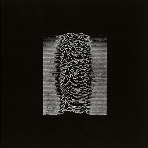Joy Division - Unknown Pleasures LP (180g)