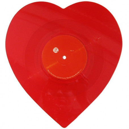 Mayer Hawthorne - Just Ain't Gonna Work Out (Heart Shaped 10 inch)