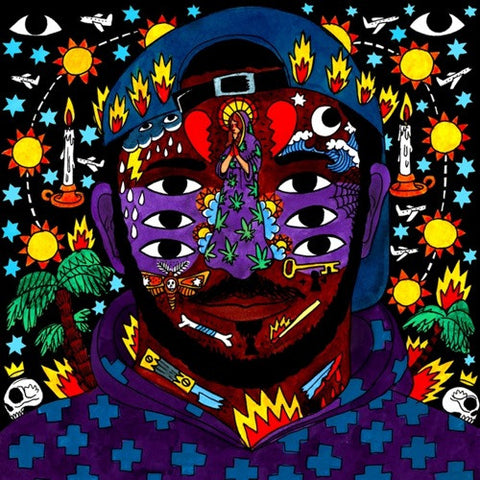 Kaytranada - 99.9% 2LP + Download