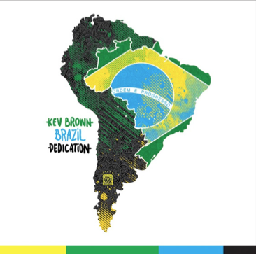 Kev Brown - Brazil Dedication 10 Inch (Yellow Vinyl)