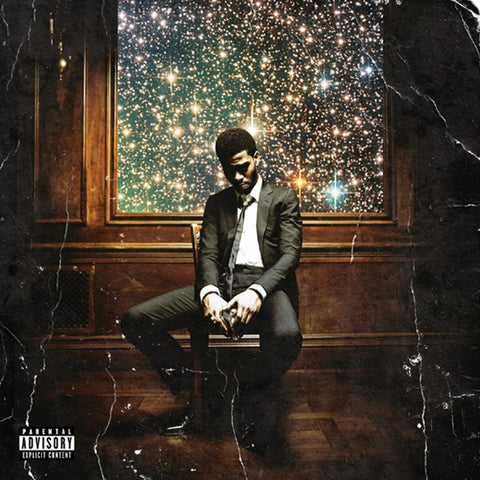 Kid Cudi Man On The Moon II: The Legend Of Mr. Rager 2LP