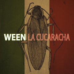 Ween - La Cucaracha (brown vinyl) LP