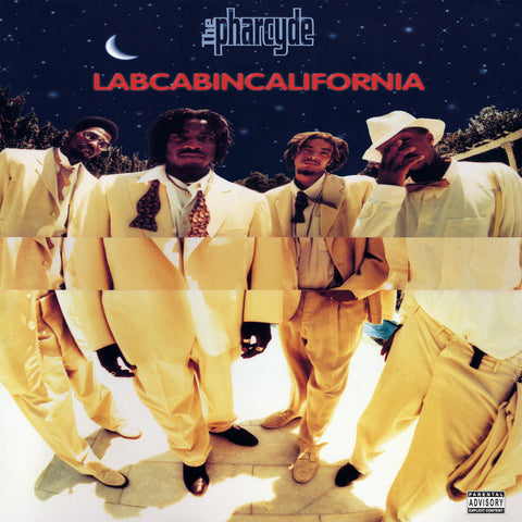 Pharcyde - Labcabincalifornia 2LP