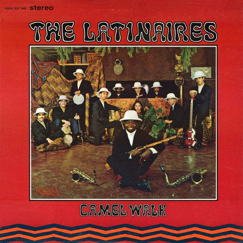 The Latinaires - Camel Walk LP