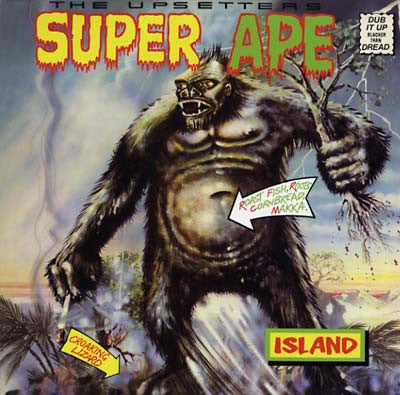 Lee Perry and the Upsetters - Super Ape LP