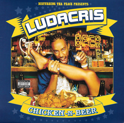 Ludacris - Chicken N Beer 2LP (White Vinyl)