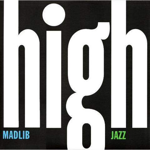 Madlib - Medicine Show 7 - High Jazz 2LP
