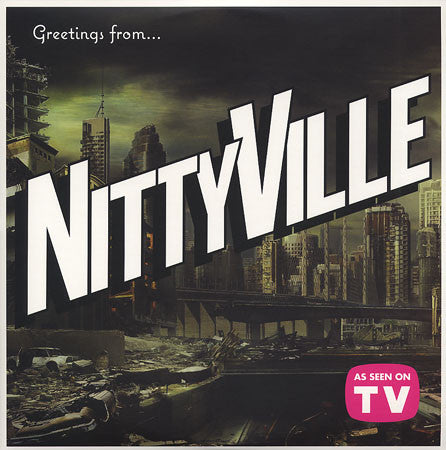 Madlib Medicine Show 9 - Channel 85 Presents Nittyville 2LP
