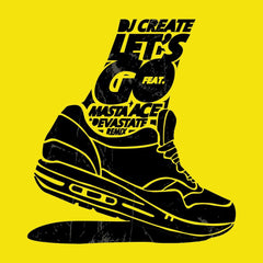 DJ Create & Masta Ace - Let's Go 7-Inch