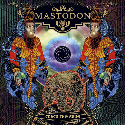 Mastodon - Crack The Skye LP