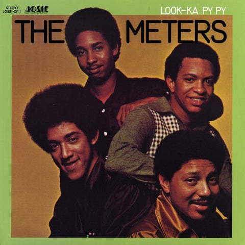 The Meters - Look-Ka Py Py LP
