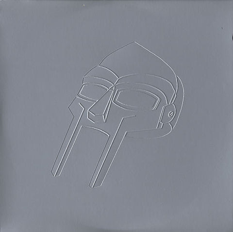 MF Doom - Operation Doomsday 2LP (Silver Age Set - Gun Metal Vinyl)