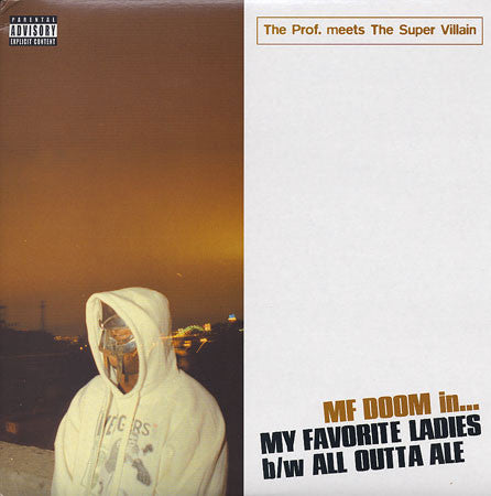 MF Doom - My Favorite Ladies / All Outta Ale