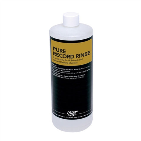 Mobile Fidelity Sound Lab Pure Record Rinse (32 Oz)