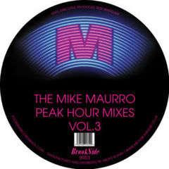 Mike Maurro Peak Hour Mixes Vol 3
