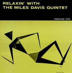 Relaxin' With The Miles Davis Quintet LP
